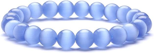 blu Mezze perle dimensione 2-8 mm 140asstd