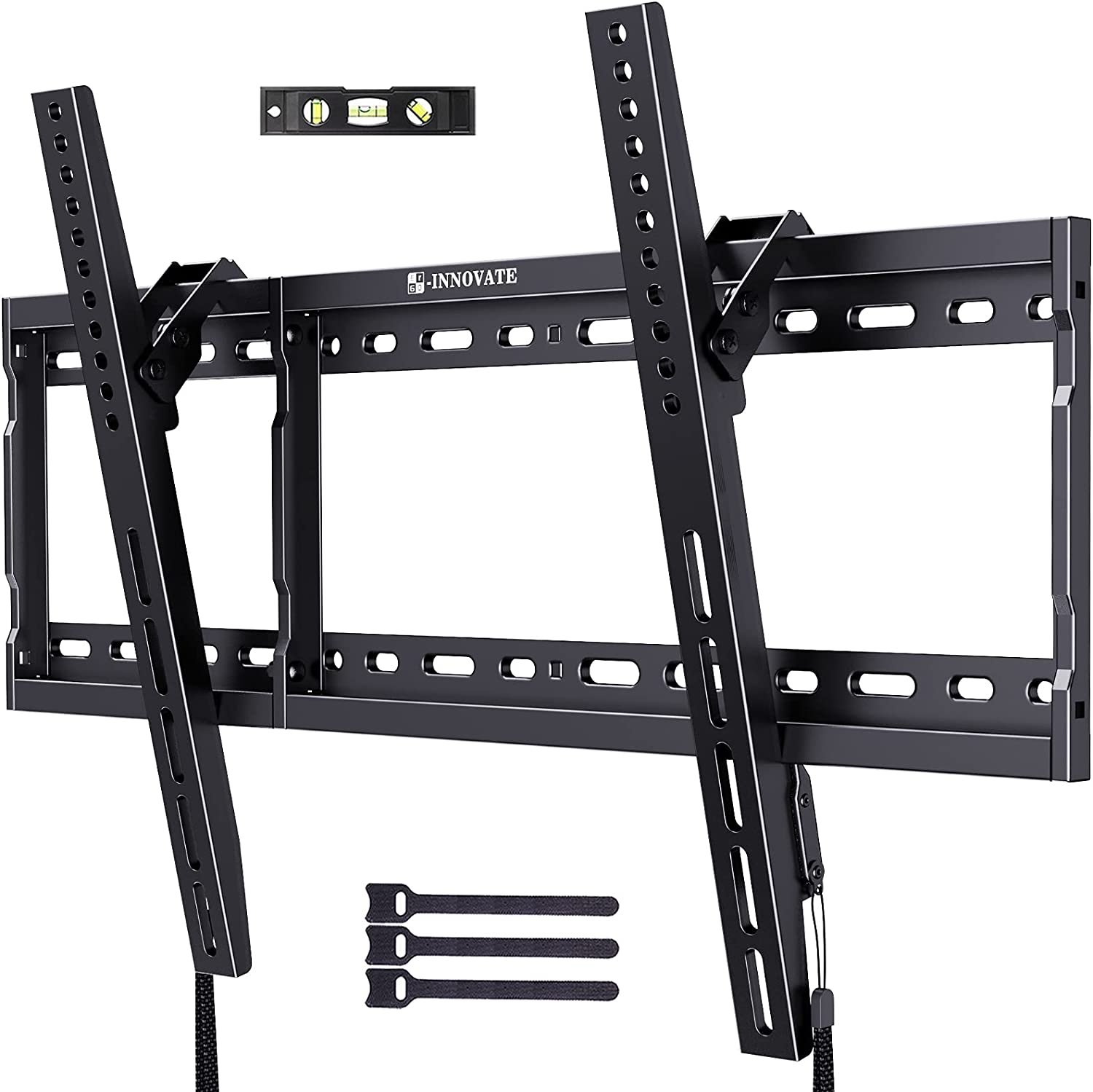 Tilting TV Wall Mount Bracket Low Albuquerque Mall free shipping Profile for 37-70 Most Inch Fl