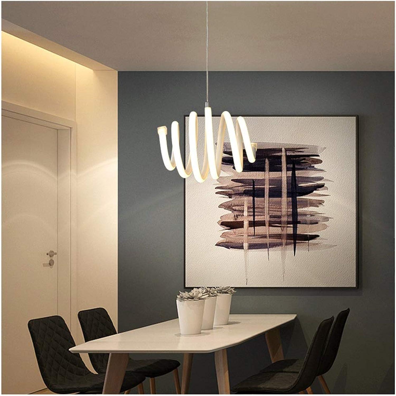 Restaurantleuchter der nordischen Art führte kreative Stehtischlampe der einfachen Persnlichkeit der postmodernen Tischlampe (gre   1 Kopf)