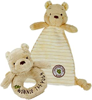 Pooh Peluche Juguetes Sonajeros Amazon Y Aros esWinnie De The NO8nPk0Xw