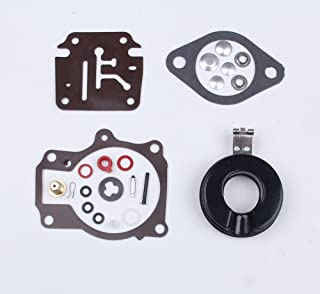 BH-Motor New Carb Carburertor Repair Kit for Johnson/Evinrude Carburetor 396701 20/25/28/30/40/45/48/50/60/70