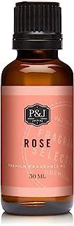 Sponsored Ad - P&J Trading Rose Premium Grade Fragrance Oil - Perfume Oil - 30ml/1oz