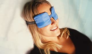 EyeGiene® System Dry Eye Warming Mask | Easy to Use Heat Compress for Dry Eye, Blepharitis, Styes, Meibomian Gland Dysfunction | Fast, Effective Relief | Stays Warm Longer | No Microwaving Required
