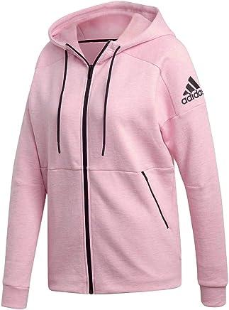77f9e91535 Amazon.fr : veste adidas femme - Rose : Sports et Loisirs