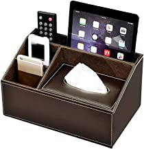 Baskets & Bins Multifunctional Tissue Box Nordic Ins Living Room Coffee Table Pumping Paper Remote Control Storage Box Cre...