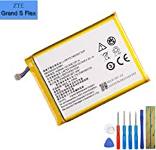 New Replacement Battery Li3823T43P3h715345 Compatible with ZTE Grand S Flex 2300mah with Tools