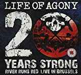 Life of Agony: 20 Years Strong: River Runs (Audio CD)