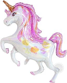 Large Unicorn Balloon for Unicorn Party Supplies | 42 Inch Unicorn Balloon | Unicorn Birthday Balloons | Unicorn Party Dec...