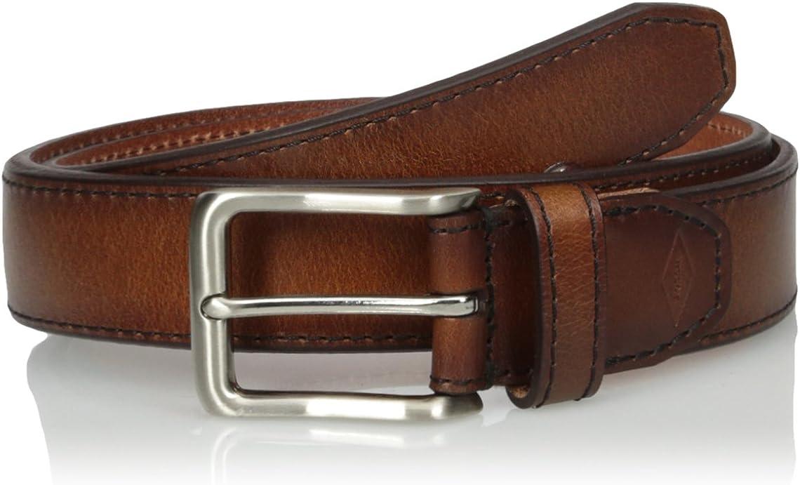 Vintage Leather Fossil belt