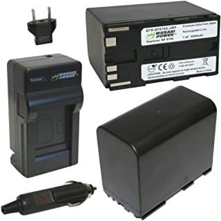 Best battery for canon xha1 Reviews