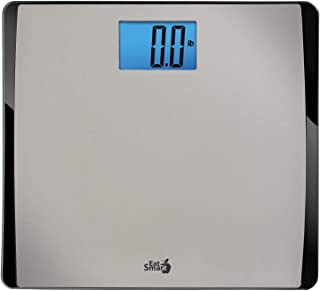 مقیاس حمام دیجیتال با ظرفیت فوق العاده بالا EatSmart Precision 550 پوند با بستر گسترده
