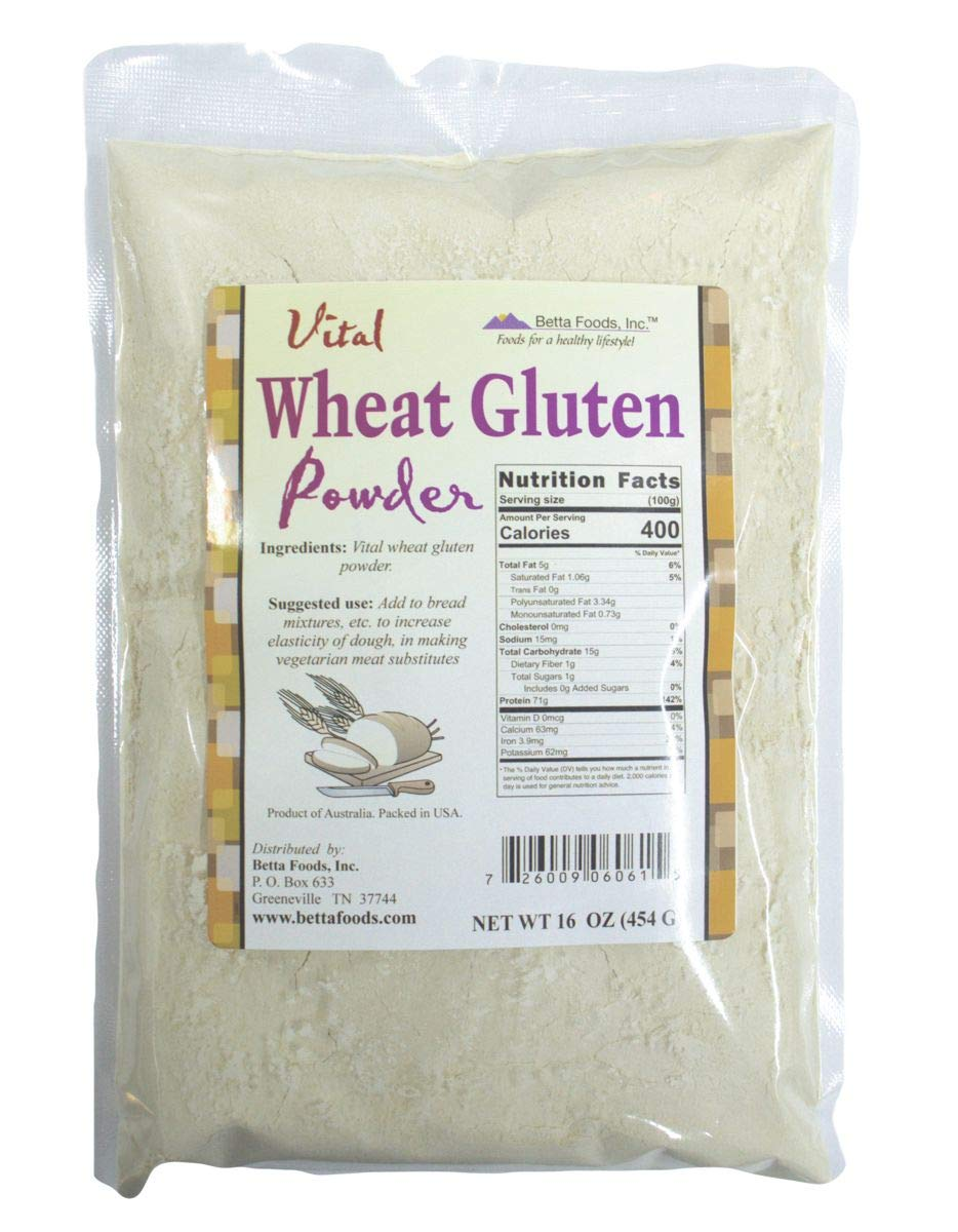 Vital Wheat Gluten Powder