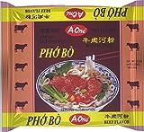 A-ONE Fideos Instantáneos, Sabor Carne De Res 65 g