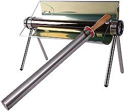 Draagbare zonne-fornuis, zon outdoor oven, 1.5L rookloze energiebesparende zonne-fornuis oven met draagtas voor backpacken...