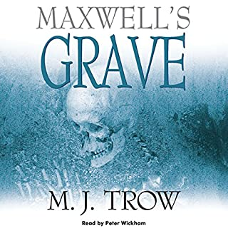 Maxwell's Grave cover art