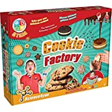 Science4you Science4you-Fábrica Fábrica de Galletas, Juguete científico y Educativo Stem, Regalo para Niños +8 Años, Multicolor