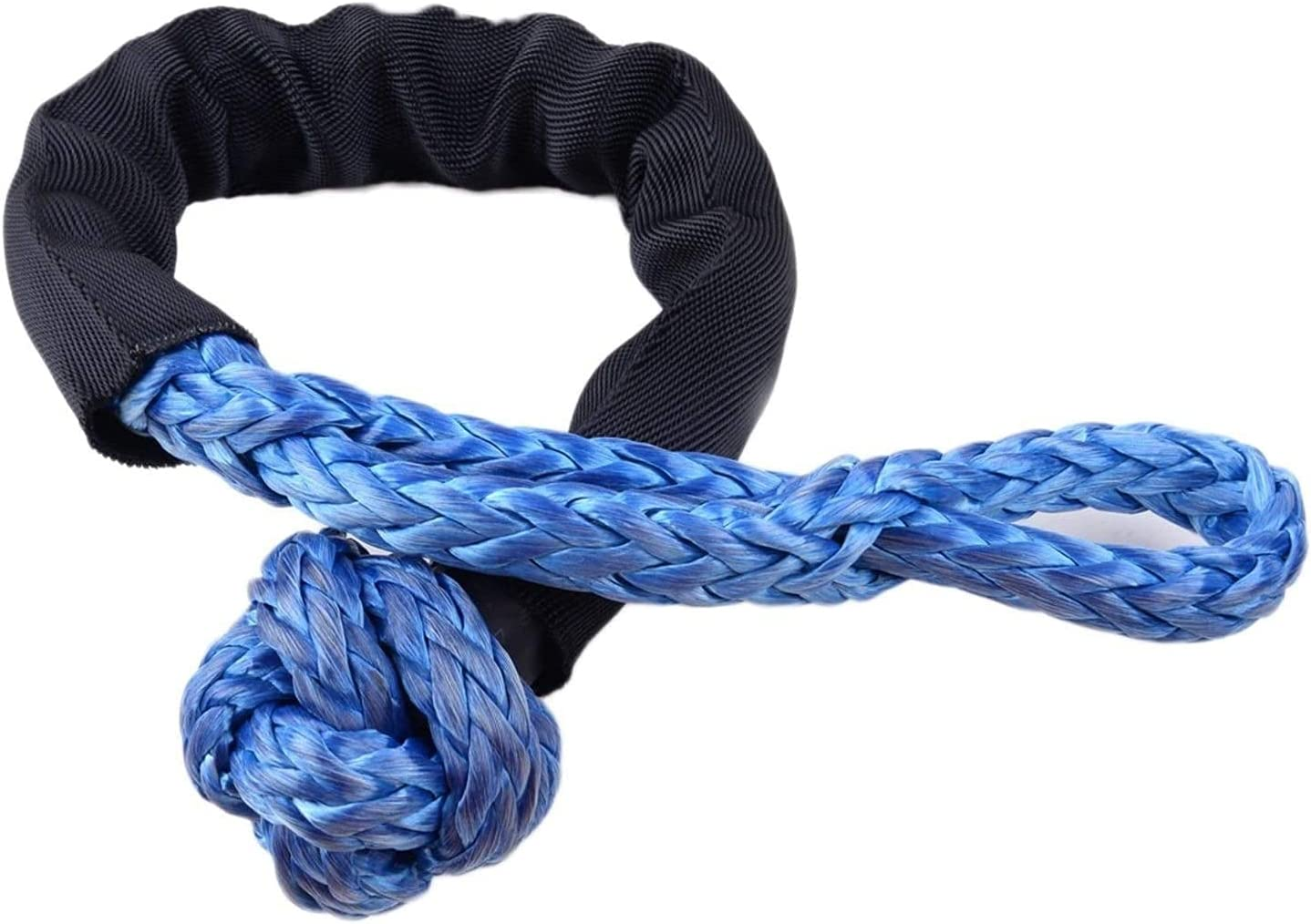 VTAMIN Winch Synthetic Rope Blue Nylon Flexible Synthetic 35000L