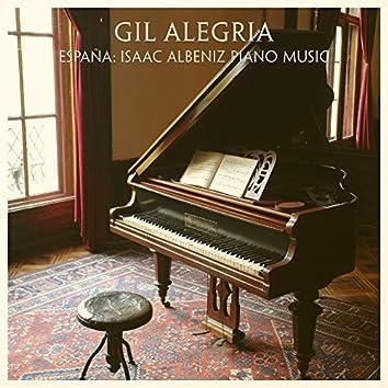 Espana; Isaac Albeniz Piano Music