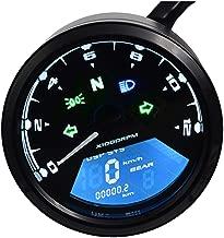 Best motorcycle digital speedometer Reviews