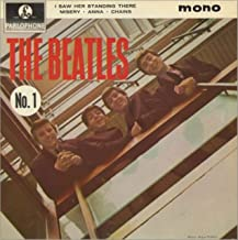 The Beatles (No. 1) EP - 2nd