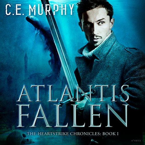 Atlantis Fallen audiobook cover art