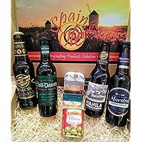 "Selección cervezas españolas ""Spain's Olé"""