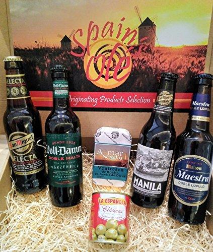 Selección cervezas españolas 'Spain's Olé'