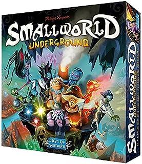 Small World Underground Strategy Game