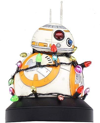 bajo precio del 40% Gentle Giant Giant Giant Star Wars Light Up Holiday BB-8 Resin Mini Bust  ahorra 50% -75% de descuento