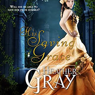 His Saving Grace audiobook cover art