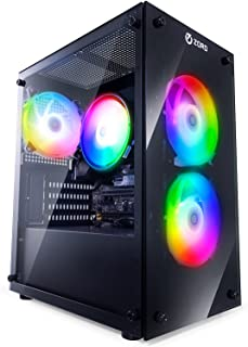 بي سي قيمنق كمبيوتر العاب زورد فانتوم، معالج رايزن 3 بسرعة 3200 جي، ذاكرة رام 16 جيجا، وسيط تخزين ذو حالة ثابتة ام.1 سعة 1...