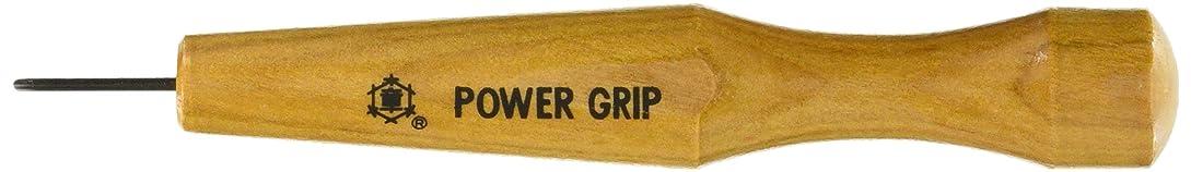環境に優しい中級パーツ三木章 パワーグリップ彫刻刀 丸1.5MM