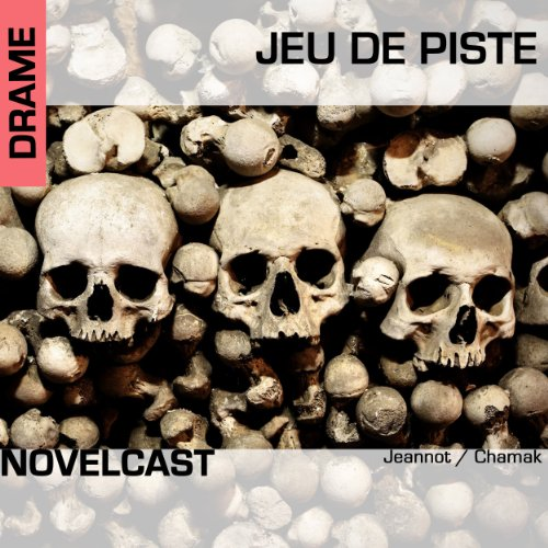 Jeu de piste audiobook cover art