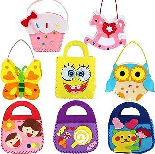 Kaimeilai Kits de Couture pour Enfants, Kits de Couture Loisirs Créatifs Kits de Couture Loisirs, Créatifs Enfant Debutant...