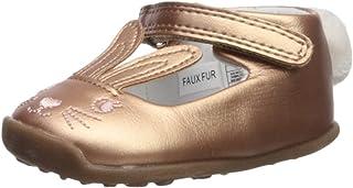 Carter's Every Step 儿童 3 阶段女童学步鞋,Estim-WG 芭蕾平底鞋