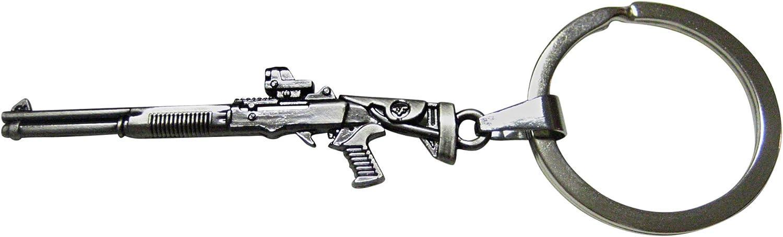 Kiola Designs Shotgun V1 Pendant Keychain