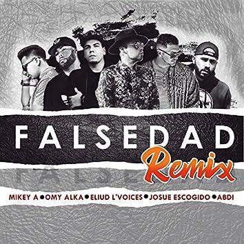Falsedad Remix (Remix)