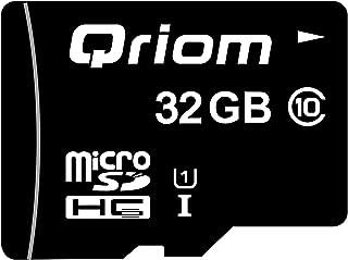 【Amazon.co.jp 限定】山善 キュリオム microSDカード 32GB UHS-I対応 Class10 Nintendo Switch 動作確認済 QRMSD-32GB