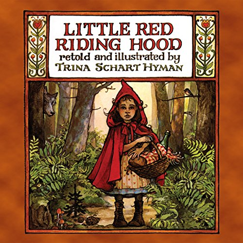Little Red Riding Hood copertina