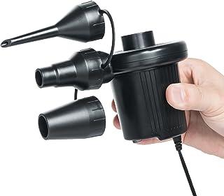 サンワダイレクト 電動エアダスター AC電源/シガープラグ付属 3種類ノズル ガス不使用 逆さ使用対応 200-CD033