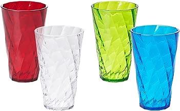 30/cl transparent//Gris Paloma Excelsa verres /à eau lot de 6/,