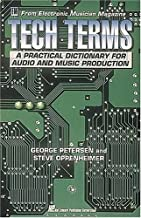 Electronic Musician's Tech Terms (From Electronic Musician Magazine)