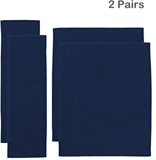 Counting Mars 2 Set Replacement Cover Canvas for Directors Chair, Navy