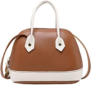 chinatera Crossbody Bags Purses Women's PU Leather Pebbled Shoulder Bag