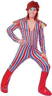 Amazon.es: David Bowie - Disfraces / Disfraces y accesorios ...