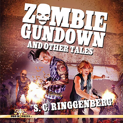 Zombie Gundown and Other Tales audiobook cover art