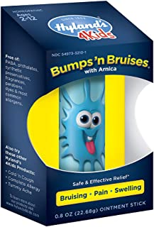Hyland's Bump 'n Bruises Ointment with Arnica, 0.26-Ounce (8 g)