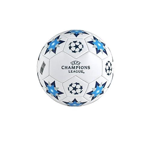 new style 23f95 c914f UEFA Champions League Calcio, palla in Bianco