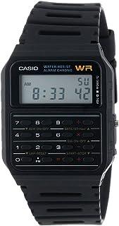 كاسيو CA53W للأولاد (ساعة رقمية، كاجوال)