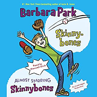 Skinnybones & Almost Starring Skinnybones cover art